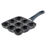 Scanpan Classic 9 Hole Puff Dumpling Pan