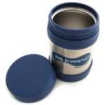 U Konserve 12 Ounce Ocean and Stainless Steel Insulated Food Jar
