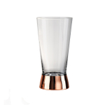 Artland Coppertino 15 Ounce Highball Glass