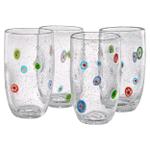 Artland Fiore Clear 16 Ounce Highball Glass