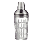 Artland Newport Glass 18 Ounce Cocktail Shaker