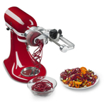 KitchenAid KSM2APC Spiralizer Plus with Peel, Core and Slice Attachment for Stand Mixers