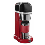 KitchenAid KCM0402ER Empire Red Personal Coffee Maker