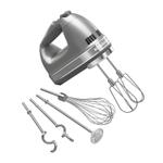 KitchenAid KHM926CU Contour Silver 9 Speed Hand Mixer