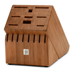 Victorinox Bamboo 17-Slot Knife Block