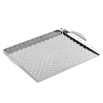 Nordic Ware Stainless Steel Grill Topper