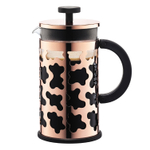 Bodum Sereno French Press 8 Cup Copper Coffee Maker