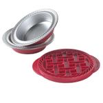 Nordic Ware 3 Piece Mini Pie Baking Kit