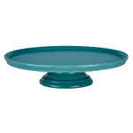 Le Creuset Caribbean Stoneware Cake Stand