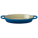 Le Creuset Signature Marseille Enameled Cast Iron 1 Quart Oval Baker