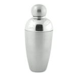 India Handcrafts Two Tone Stainless Steel Martini Bar Cocktail Shaker