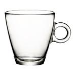 Bormioli Rocco Easy Bar Glass 11 Ounce Tea Mug