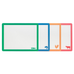 Chop Chop Color Coded Flexible Cutting Board, Set of 4