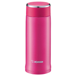 Zojirushi Deep Cherry Stainless Steel 12 Ounce Travel Mug