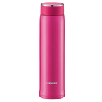 Zojirushi Deep Cherry Stainless Steel 20 Ounce Travel Mug