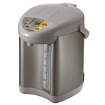 Zojirushi Micom Silver Gray 3 Liter Water Boiler and Warmer