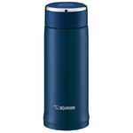 Zojirushi Navy Stainless Steel 12 Ounce Travel Mug