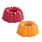 Nordic Ware Assorted Color 3 Cup Bundt Pan
