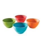 Nordic Ware 4-Piece Mini 1 Cup Prep & Serve Bowl Set