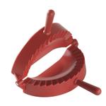 Nordic Ware Red 6.5 Inch Pocket Pie Press