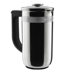 KitchenAid KCM0512SS Precision Press Stainless Steel 25 Ounce French Press Coffee Maker