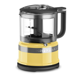 KitchenAid KFC3516MY Majestic Yellow 3.5 Cup Mini Food Processor