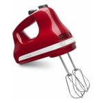 KitchenAid KHM512ER Empire Red 5-Speed Ultra Power Hand Mixer