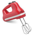 KitchenAid KHM512WM Watermelon 5-Speed Ultra Power Hand Mixer