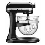 KitchenAid KF26M22OB Professional 600 Design Series Onyx Black 6-Quart Bowl-Lift Stand Mixer