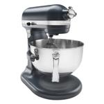 KitchenAid KP26M1XBS Professional 600 Series Blue Steel 6 Quart Bowl-Lift Stand Mixer