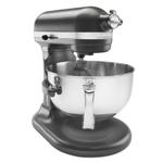 KitchenAid KP26M1XDP Professional 600 Series Dark Pewter 6 Quart Bowl-Lift Stand Mixer