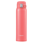 Zojirushi Coral Pink Stainless Steel Vacuum Insulated 20 Ounce Travel Mug