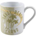 Corelle Sandy Beach Island Ceramic 12 Ounce Mug