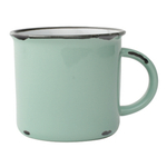 Canvas Home Pea Green Tinware 16 Ounce Mug