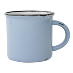 Canvas Home Cashmere Blue Tinware 16 Ounce Mug