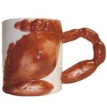 Large Crab Mug