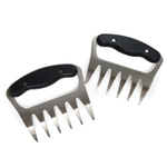 RSVP Endurance Stainless Steel Meat Shredder, Set of 2