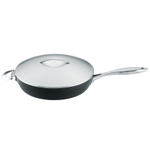 Scanpan Professional 3.5 Quart Covered Saute Pan