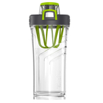 Thermos 24 Ounce Shaker Bottle with Integrated Mixer