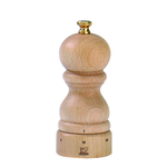 Peugeot Paris u'Select Natural Beechwood 4.75 Inch Salt Mill