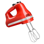KitchenAid KHM512HT Hot Sauce 5-Speed Ultra Power Hand Mixer