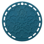 Le Creuset Marine Silicone 8 Inch French Trivet