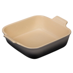 Le Creuset Heritage Oyster Stoneware 9 Inch Square Baking Dish
