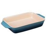 Le Creuset Marine Stoneware 3.15 Quart Rectangular Baking Dish