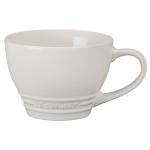 Le Creuset White Stoneware 14 Ounce Bistro Mug