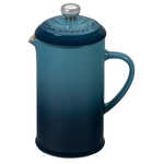 Le Creuset Petite Marine Stoneware 12 Ounce French Press