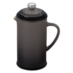Le Creuset Petite Oyster Stoneware 12 Ounce French Press