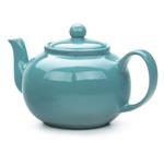 RSVP Turquoise Stoneware 48 Ounce Teapot