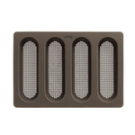 Lekue Silicone Perforated Mini Baguette Bread Tray