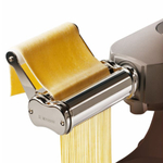 Kenwood Stainless Steel Tagliolini Pasta Cutter Attachment for Chef Stand Mixer